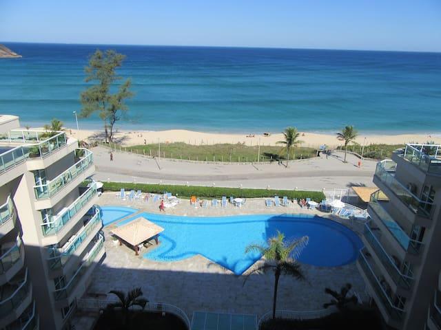 RIO SUNRISE OCEAN FRONT RECREIO - Recreio - Apartamento
