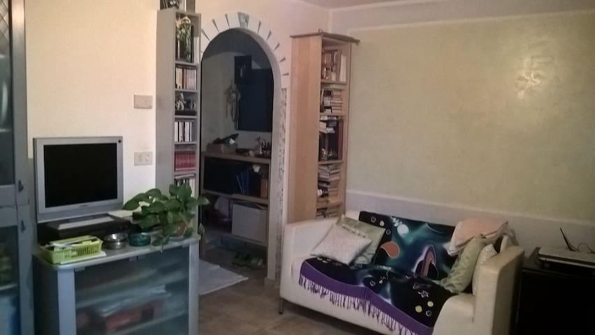Piccolo appartamento nel centro di Verucch - Verucchio