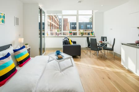 Stylish 1 bed flat in Seven Sisters, London
