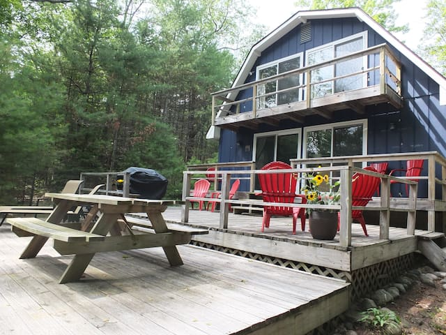 Cub Hill Cottage on Cub Lake - NEW LISTING!