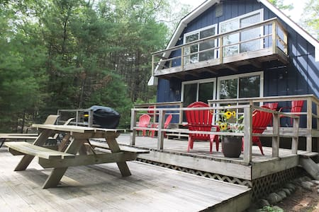 Cub Hill Cottage on Cub Lake - PRIVATE LAKEFRONT!