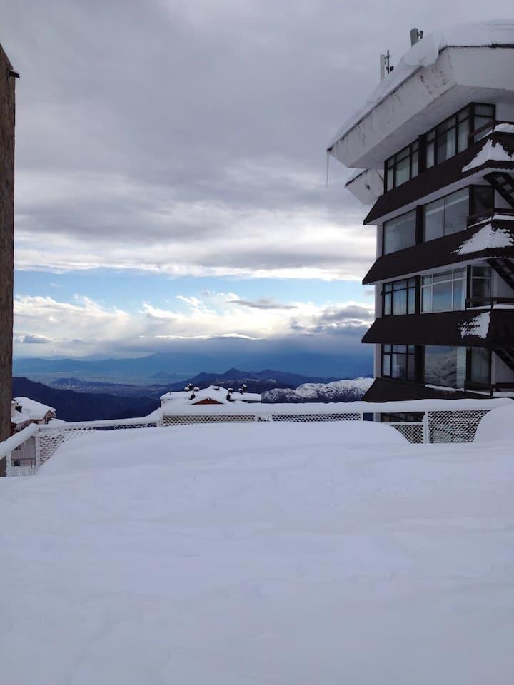 Department ski in out El Colorado