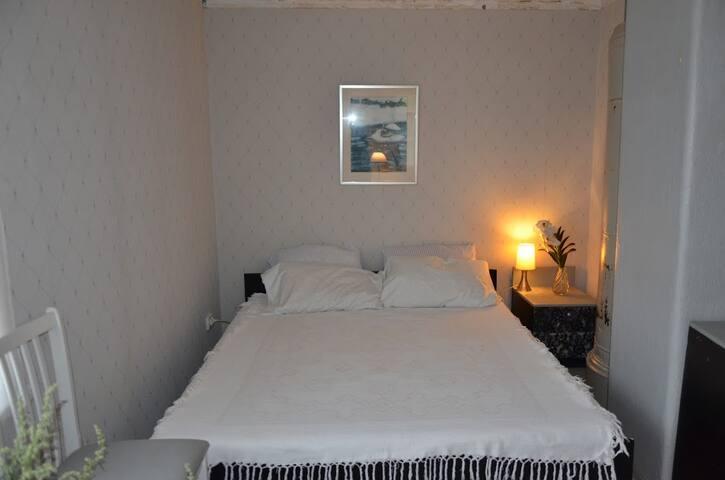Haapsalu Wiedemanni Townhouse - Arthur room