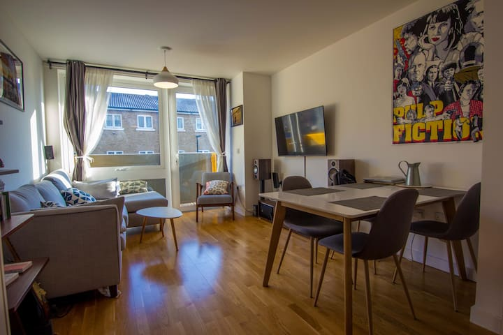 Very Cozy Apartment near Central London - London - Apartment