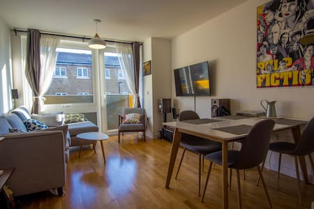 Very Cozy Apartment near Central London - London - Wohnung