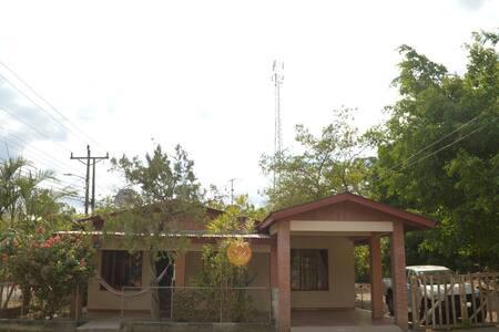 Casa rústica Cartagena, Guanacaste.