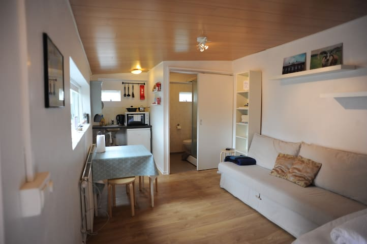 Privat studio close to downtown - Reykjavík - Gæstehus