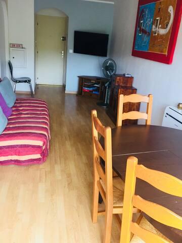 Joli T2 40 m2 bien situé et calme