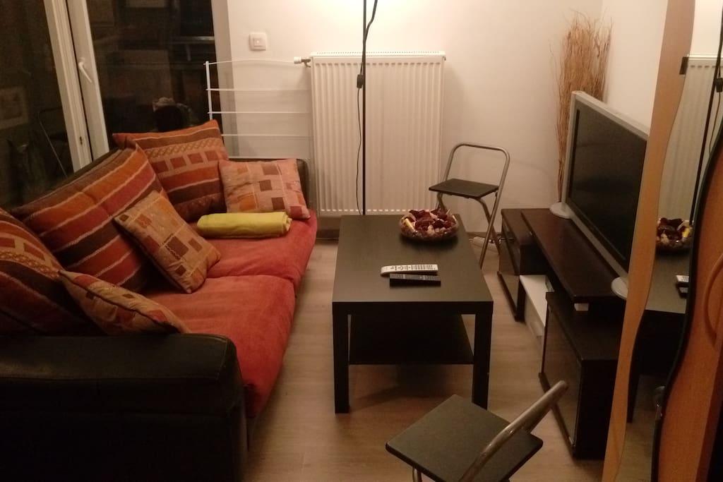 appartement tout quip avec parking metz sablon apartments for rent in metz grand est france. Black Bedroom Furniture Sets. Home Design Ideas