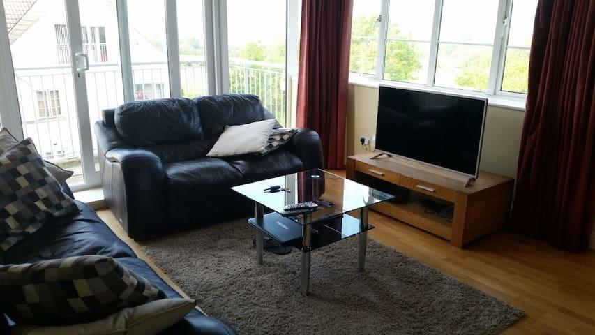 Bright clean apartment Dublin - Stepaside
