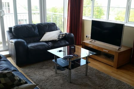 Bright clean apartment Dublin - Stepaside