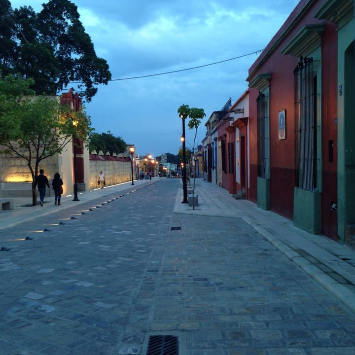 Your home in the center of Oaxaca