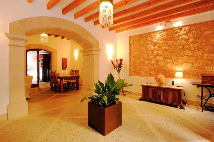 Townhouse with gym - Ca'n Cladera - Alaró - House