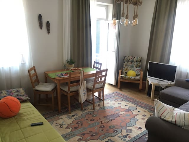 Cozy room in Yeldegirmeni, Kadikoy