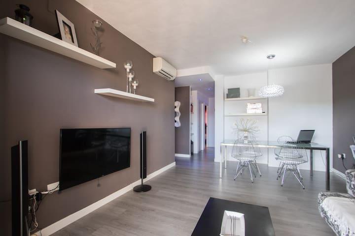 HABITACIÓN EN ÁTICO ESPECTACULAR - La Vila Joiosa/Villajoyosa - Apartmen
