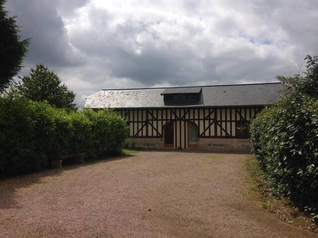 Domaine du Clos Joli - Maison 5 personnes - Saint-Gatien-des-Bois - Apartment
