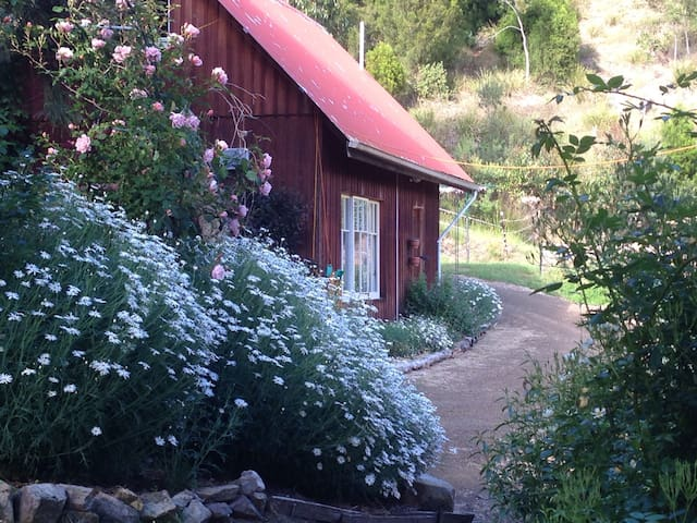Charming garden cottage - Huonville - スイス式シャレー