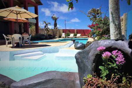 Rent a great Beach Villa In  Brazil - Beberibe - Bed & Breakfast