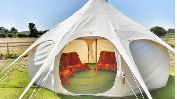 Lotus Belle Tent 2