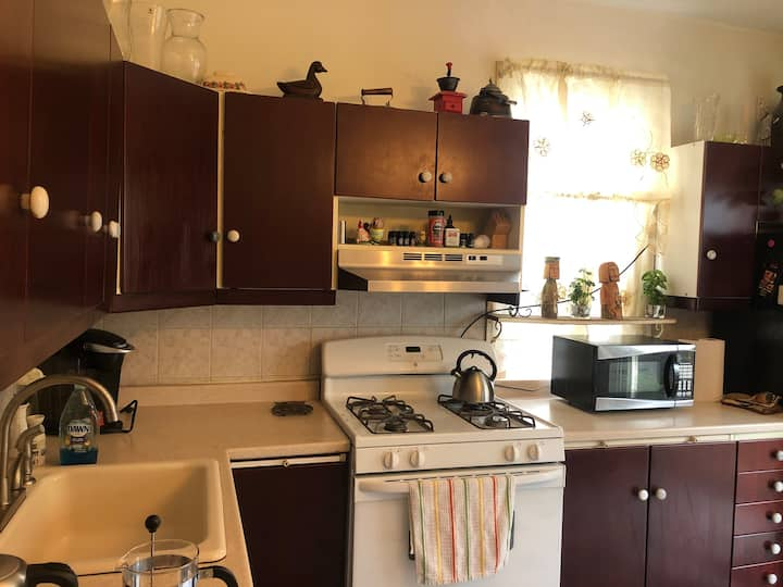 Your OWN Apartment w Yard-Near NYC-Pet Friendly