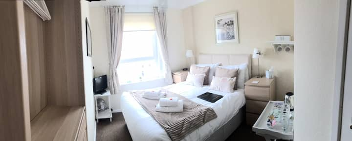 Double room in elegant Victorian house