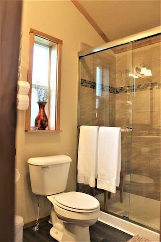 Bathroom in Bedroom 2