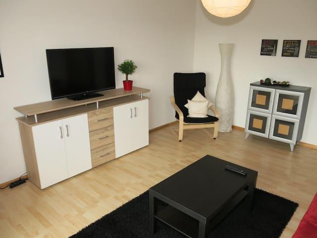 Neu und modern eingerichtete Ferienwohnung (86qm) - Bad Bellingen - อพาร์ทเมนท์