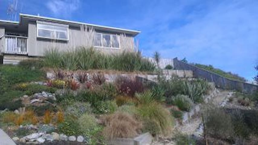 Beach retreat - Otaki Beach - Huis
