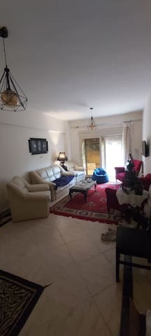 Apartment in New Cairo for rent