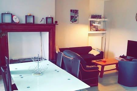 Chambre dans magnifique appartement - Oloron-Sainte-Marie