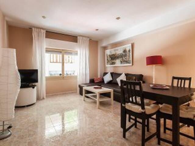 habitaciones para vacaciones - Palma - Apartamento