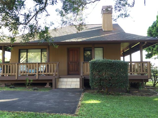 Ohia Lehua Cottage Kamuela