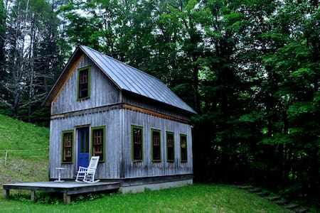 Poet's Cabin - Tunbridge - 独立屋