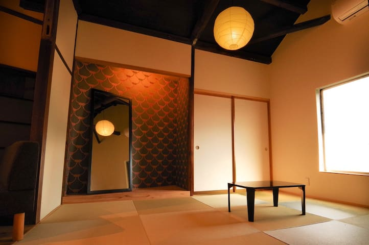 Modern Japanese Studio near Tokyo Sky Tree / Wifi
