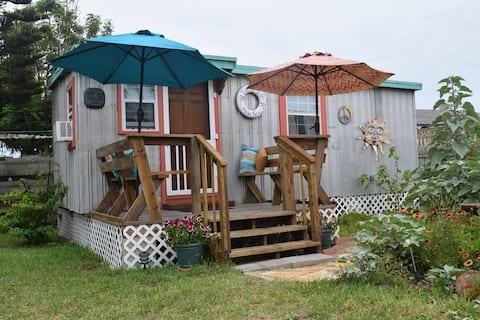 海邊的錫小屋