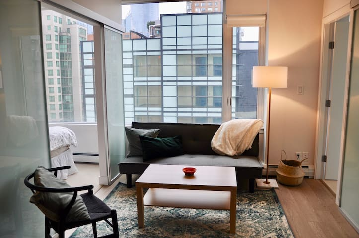 *NEW* Downtown 2 bdrm apt in the best location!