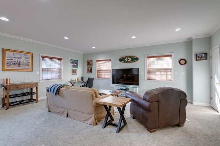 Carriage House at Rose Hill: Minutes to Keeneland
