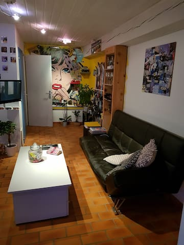 Appartement dans maison à saint jean d'Arves