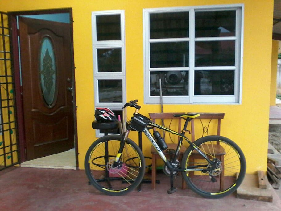 Bike & Bed Package