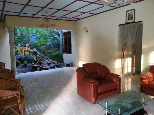 Diverse and rich holiday experience - Dambulla - Hus