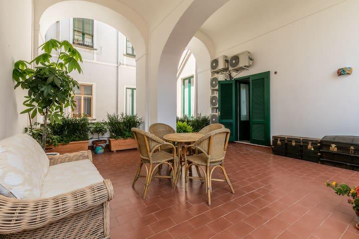 Romantica Suite in Centro Città