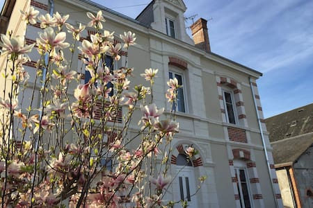 Maison cœur de Sologne - House