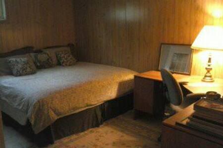 Recreation Station - Lark Bunting Room, king bed - Littleton