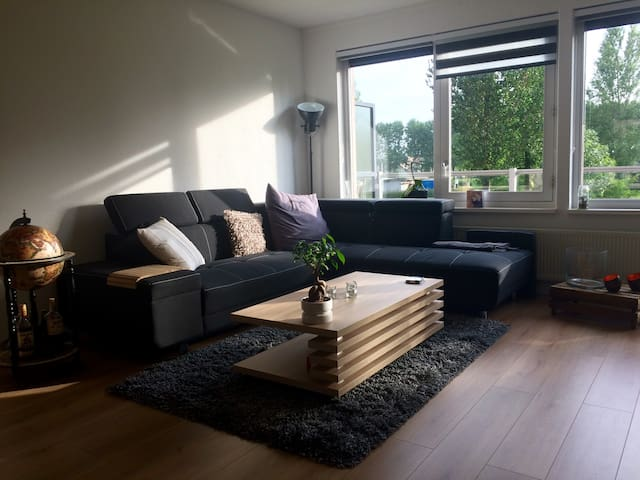 Modern Maisonette with great sunset views! - Almere - Byt