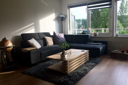 Modern Maisonette with great sunset views! - Almere