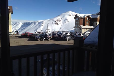 Dpto VALLE NEVADO pasos cancha - Lo barnechea - Appartement