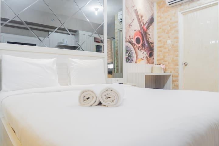 Best Value Studio Room Apartment at Educity