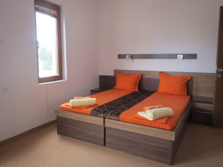 Private room 50 meters from the beach in Primorsko