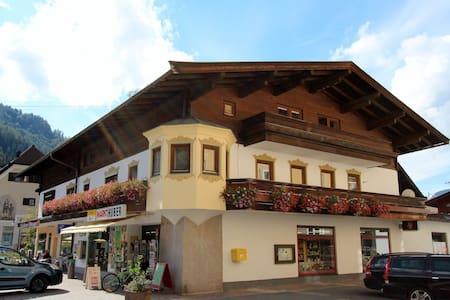 Großzügige Ferienwohnung in Waidring in Skigebietsnähe