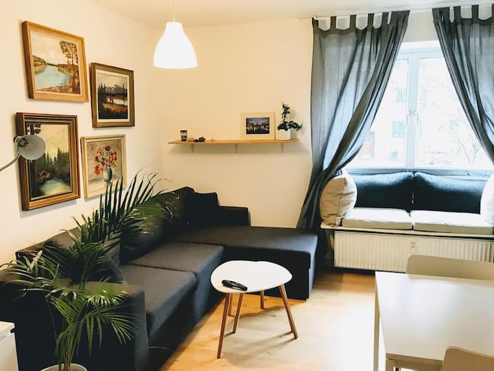 Charming apartment in Copenhagen